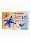 Omega Nutrition Flax Handmade Bath Soap 4.8 oz