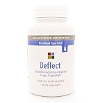 D'Adamo Personalized Nutrition  Deflect Lectin Blocker (Type A) 120vc