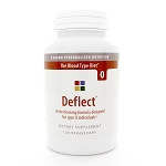 D'Adamo Personalized Nutrition  Deflect Lectin Blocker (Type O) 120vc