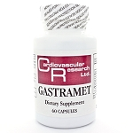 Ecological Formulas/Cardio Research Gastramet  60c