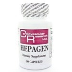 Ecological Formulas/Cardio Research Hepagen  60c