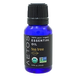 Tea Tree Essential OilOrganic by Aetos Essential Oils 15 Milliliters