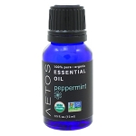 Peppermint Essential OilOrganic by Aetos Essential Oils 15 Milliliters