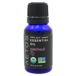 Patchouli Essential OilOrganic by Aetos Essential Oils 15 Milliliters