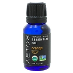 Orange Essential OilOrganic by Aetos Essential Oils 15 Milliliters