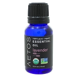 Lavender Essential OilOrganic by Aetos Essential Oils 15 Milliliters