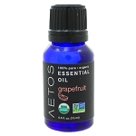 Grapefruit Essential OilOrganic by Aetos Essential Oils 15 Milliliters