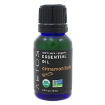 Cinnamon Bark Essential OilOrganic by Aetos Essential Oils 15 Milliliters