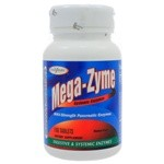 Enzymatic Therapy Inc. Mega-Zyme Original 100t