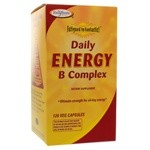 Enzymatic Therapy Daily Energy B Complex(Fatigued to Fantastic) 120c