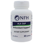 ALA SAP by Nutritional Fundamentals for Health 60 Capsules