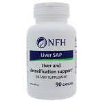 Liver SAP by Nutritional Fundamentals for Health 90 Capsules