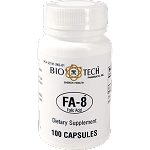 Bio-Tech FA-8 Folic Acid 800 mcg 100 caps