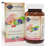 Mykind Organics Womens Multi by Garden of Life 60 Tablets