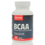 BCAAs w/Glutamine by Jarrow Formulas 120 Capsules