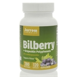 Bilberry + Grapeskin Polyphenols 280mg by Jarrow Formulas 120 Capsules
