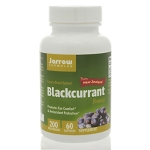 Blackcurrant Extract 200mg by Jarrow Formulas 60 Capsules