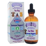 Bio-Active Silver Hydrosol Immune Pets Fine Mist Spray by Sovereign Silver 2 Ounces