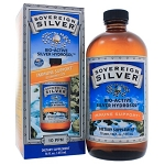 Bio-Active Silver Hydrosol Immune Dropper by Sovereign Silver 2 Ounces