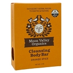 Cleansing Body Bar Orange Spice by Moon Valley Organics