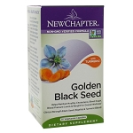 Golden Black Seed by New Chapter/NewMark 30 Capsules