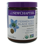 Fermented Black Seed Booster Powder by New Chapter/NewMark 63 Grams