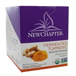 Fermented Turmeric Powder Tea Box by New Chapter/NewMark 30 Packets