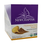 Fermented Maca Powder Tea Box by New Chapter/NewMark 30 Packets