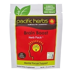 Brain Boost Herb Pack by Pacific Herbs 50 Grams