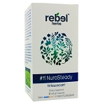 #11 NuroSteady by Rebel Herbs 30 Capsules