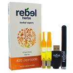 #35 Jointade Vapor Refill Cartridge by Rebel Herbs 1 Cartridge
