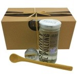 Skinny and Company Coconut Oil Pulling Kit Kit