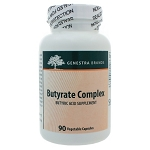 Butyrate Complex by Seroyal/Genestra 90 Capsules
