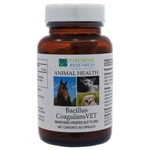 Thorne Research Veterinary    Bacillus CoagulansVET 60c