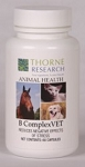 Thorne Research Veterinary    B ComplexVET 60c
