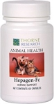 Thorne Research Veterinary    Hepagen-Fc (cats & small dogs) 60c