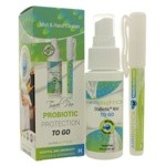 AirBiotic Travel Set (Hand Cleaner/ Mist To Go) 1 Kit
