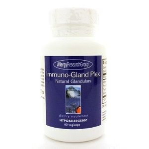 Allergy Research Group Immuno-Gland Plex 60c