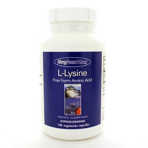 Allergy Research Group L-Lysine 100c