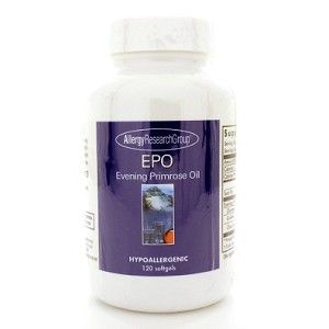 Allergy Research Group EPO-Evening Primrose Oil 120sg