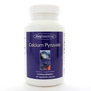 Allergy Research Group Calcium Pyruvate 90c