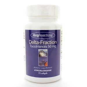 Allergy Research Group Delta-Fraction Tocotrienols 50mg 75sg