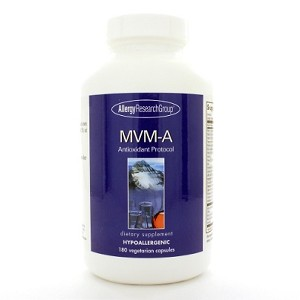 Allergy Research Group MVM-A Antioxidant Protocol 180c