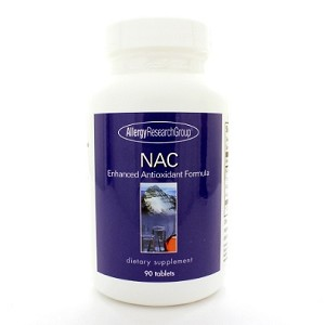 Allergy Research Group NAC/Enhanced Antioxidant Formula 90t