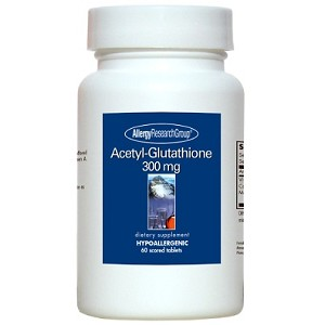 Allergy Research GroupAcetyl Glutathione 300mg60 Tablets
