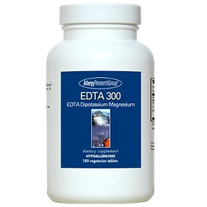 Allergy Research Group EDTA 300 180 Tablets
