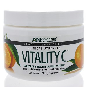 American NutriceuticalsVitality C 200g