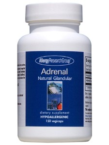 Allergy Research Group Adrenal 100mg 150 vcaps