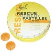 Rescue pastilles/Lozenge Black Currant 50g