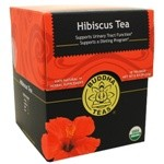 Buddha Teas Hibiscus Tea 18 Count